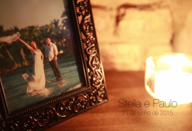 Stella + Paulo - Wedding